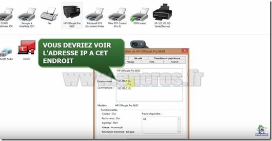 Comment trouver l'adresse IP de votre imprimante | Refill24