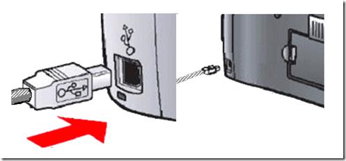 USB-printer