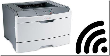 imprimante en réseau
