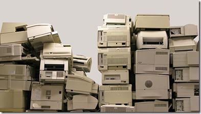 old-printers